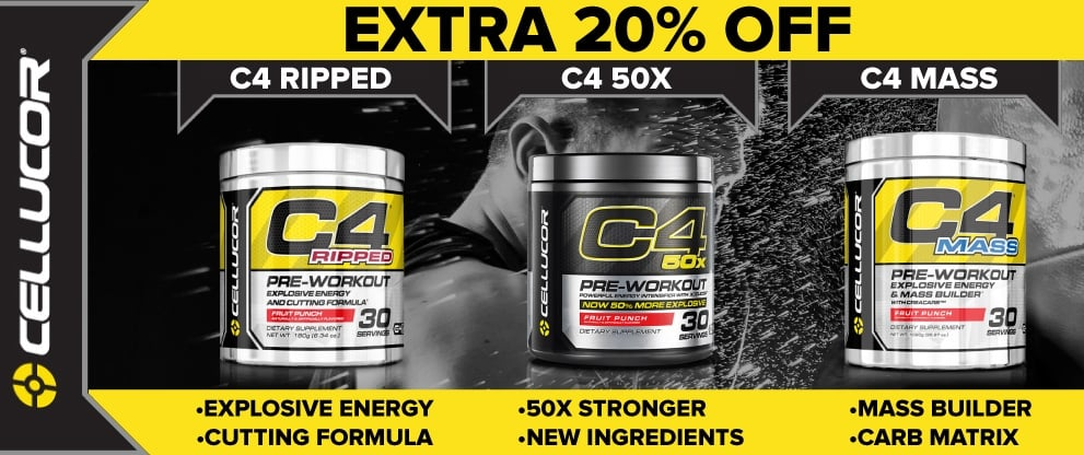 Cellucor Ripped 50X Mass Info