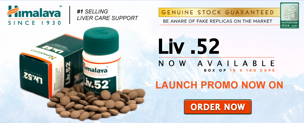 Liv52 Now Available