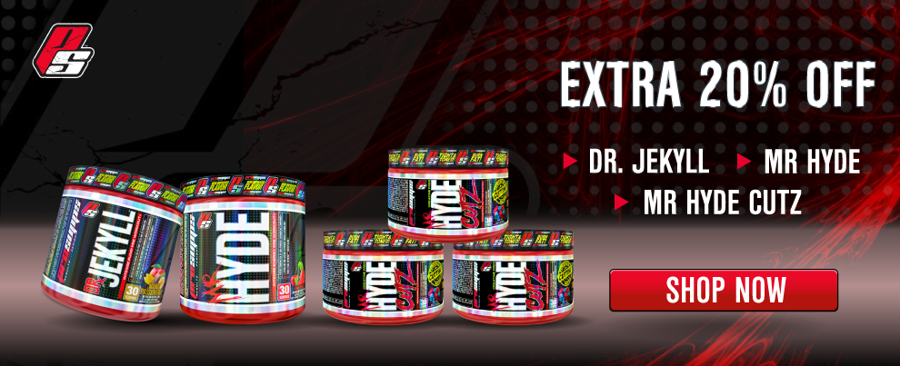 PROSUPPS 20 OFF