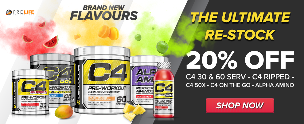 Cellucor Ultimate Restock