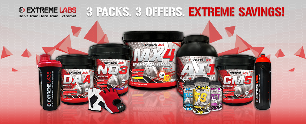 Extreme labs Brand of the month