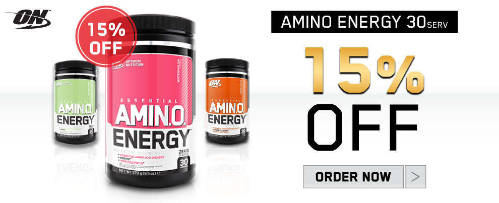 AMINO ENERGY 15 OFF
