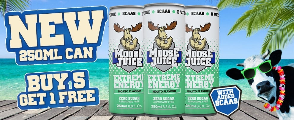 Brand New Moose Juice
