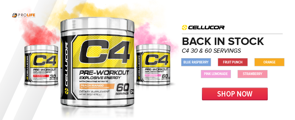 Cellucor c4 BIS
