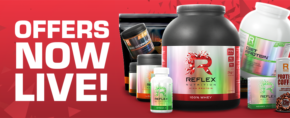 Reflex Back in Stock
