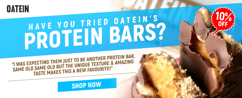 Oatein High Protein Bars