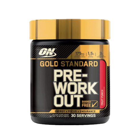 Optimum Nutrition Gold Standard Pre Workout 300g