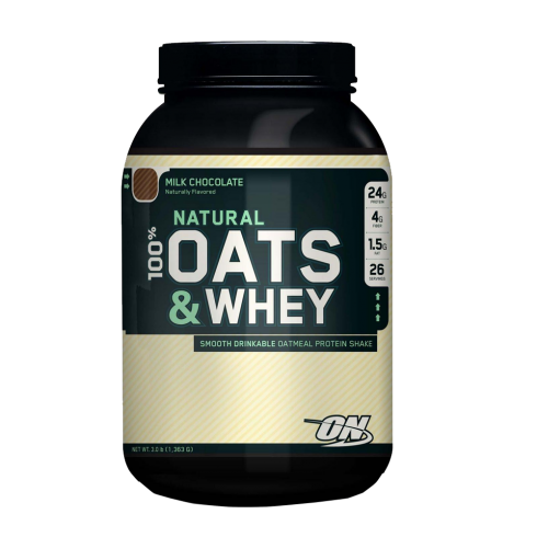 Optimum Nutrition Oats & Whey 1.36Kg