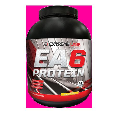 Extreme Labs Ea6 Protein 2.25Kg