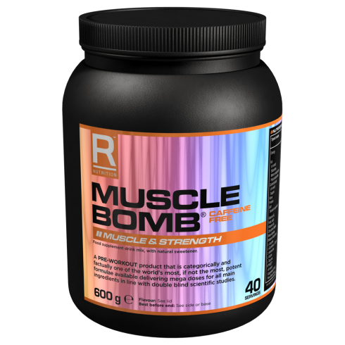 Reflex Nutrition Muscle Bomb No Caff 600g