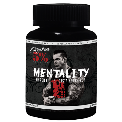 5% Nutrition Mentality 90 Caps