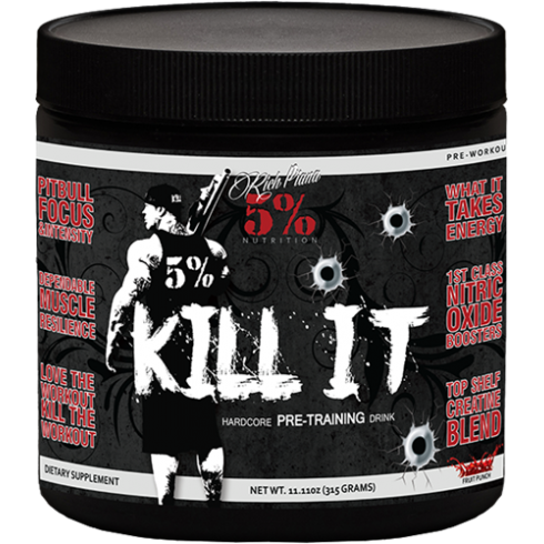 5% Nutrition Kill It 288g