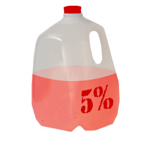 5% Nutrition Jug 3785ml