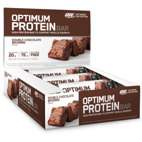 Optimum Nutrition ON Protein Bar 10x60g