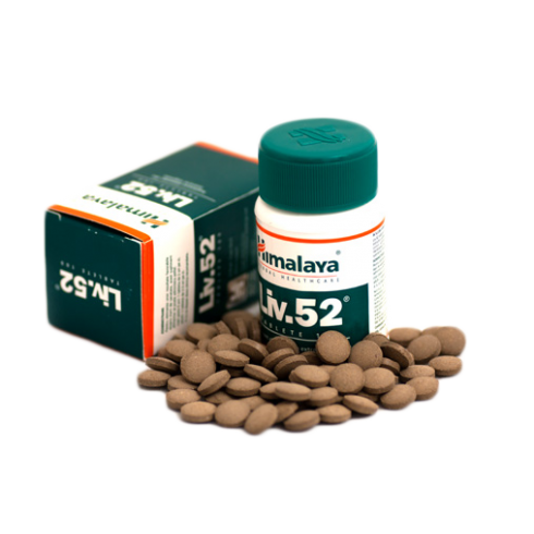 Himalaya Liv. 52 100 Caps - 1 X SINGLE BOX