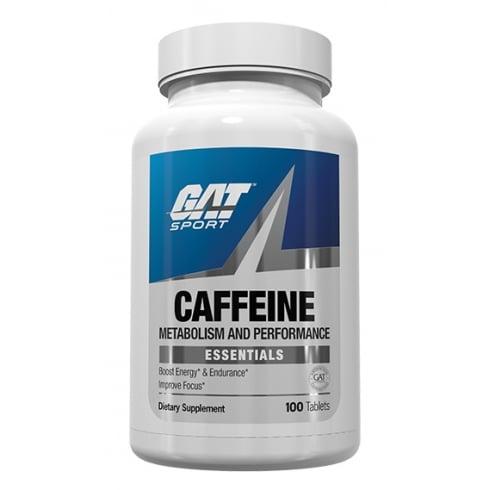 Gat Essentials Caffeine 100 Tabs