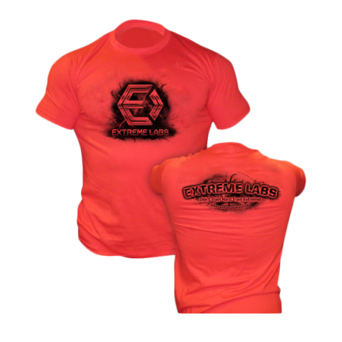 Extreme Labs T-Shirt Red