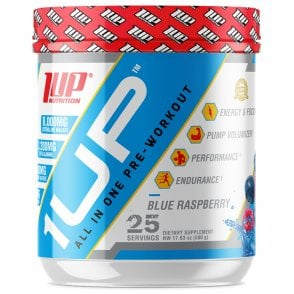 1 Up Nutrition 1Up For Men Pre-Workout 25 Serving 500G