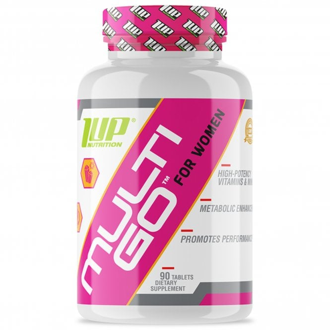 1 Up Nutrition Multi-Go For Women 90 caps