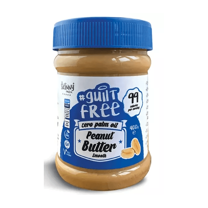 Skinny Food Co 100% Pure Peanut Butter 400g