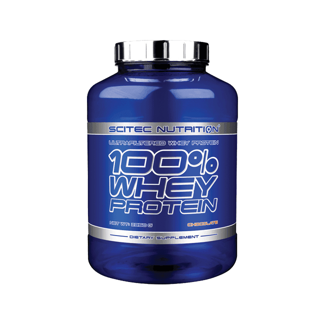 Scitec Nutrition(discontinued) 100% Whey Protein Professional 2350G