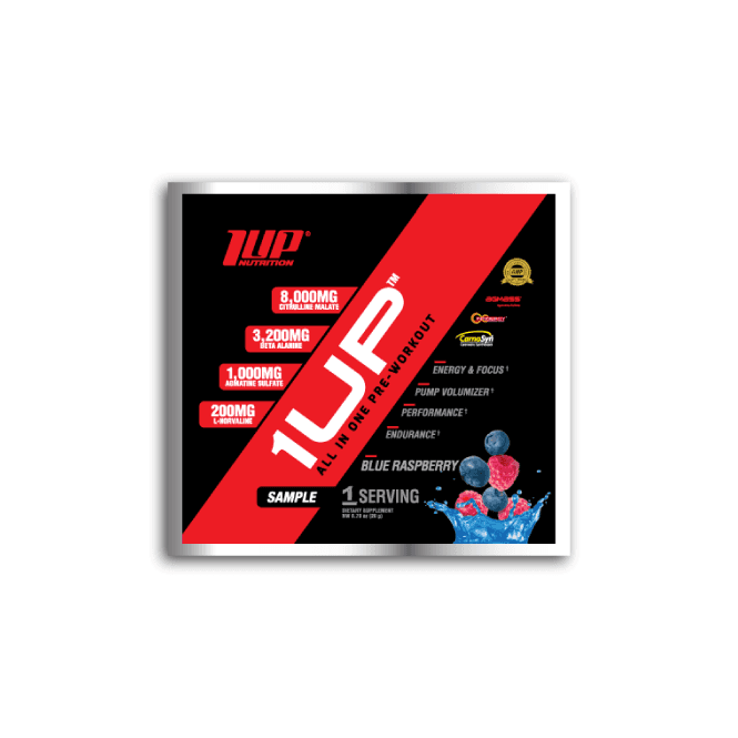 1 Up Nutrition 1Up For Men Pre-Workout Single Sachet 20G