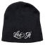 Love It Kill It Beanie Black/Grey
