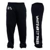 5% Nutrition Apparel Whatever It Takes Men's Sweatpants Black/White