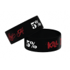 Rich Piana 5% Nutrition 5% Nutrition Wrist Band One Size