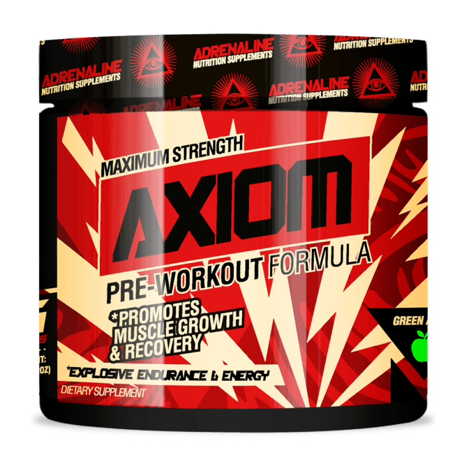 Adrenaline Nutri Supplements Axiom 375g