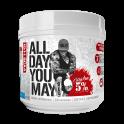 Rich Piana 5% Nutrition AllDayYouMay Legendary Series 465g