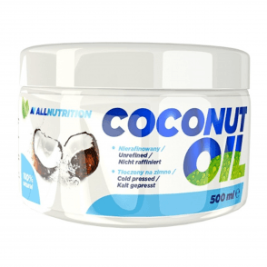 Coconut Oil Unrefined 500ml