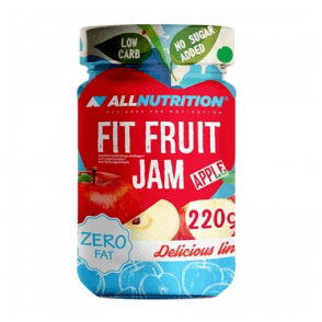 Fit Fruit Jam 220g