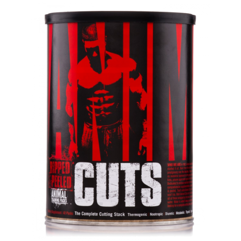 Animal Cuts 42 Ct