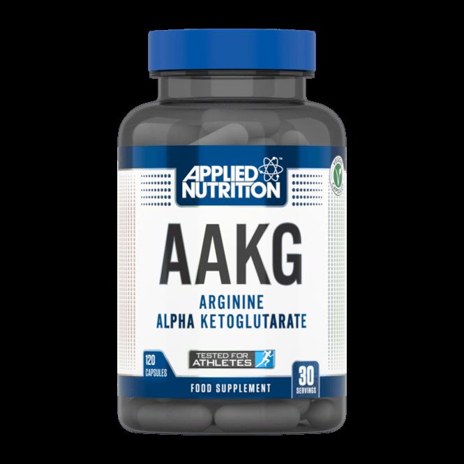 Applied Nutrition AAKG 120 Caps