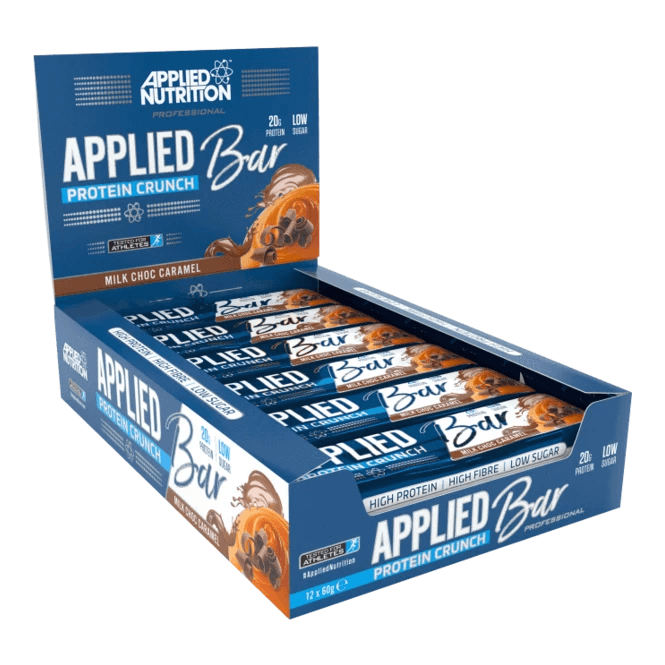 Applied Nutrition Applied Protein Crunch Bar 12x60g