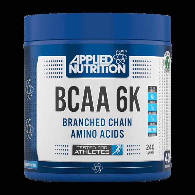 Applied Nutrition BCAA 6K 4:1:1 240 Tabs