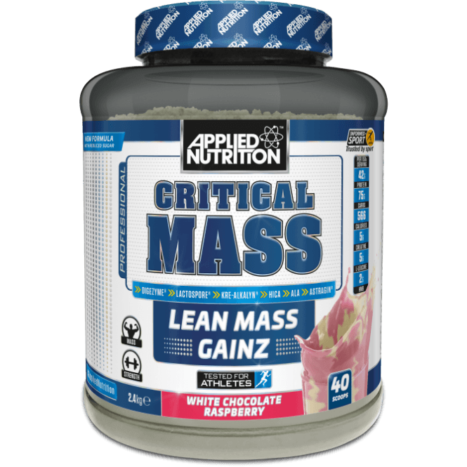 Applied Nutrition Critical Mass 2.4kg