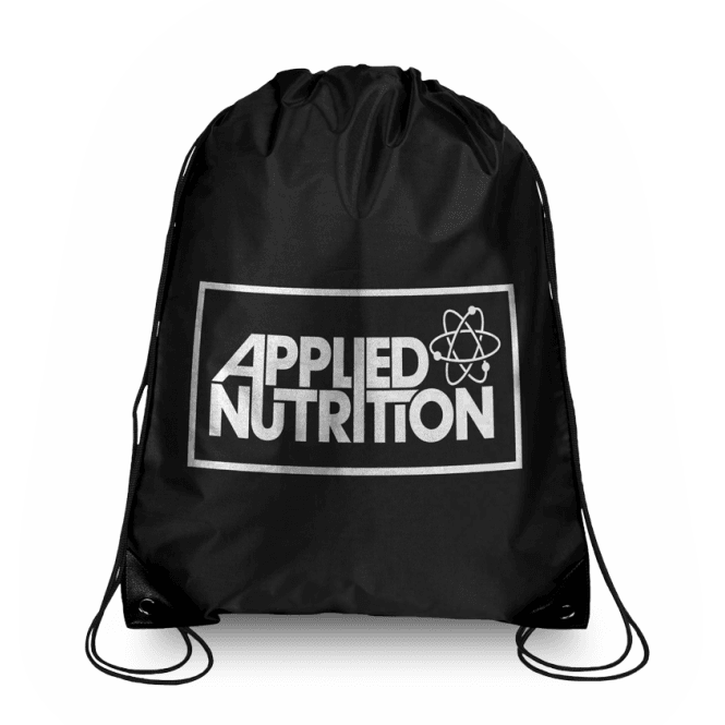 Applied Nutrition Drawstring Bag One Size