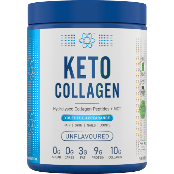 Applied Nutrition Keto Peptides 325g