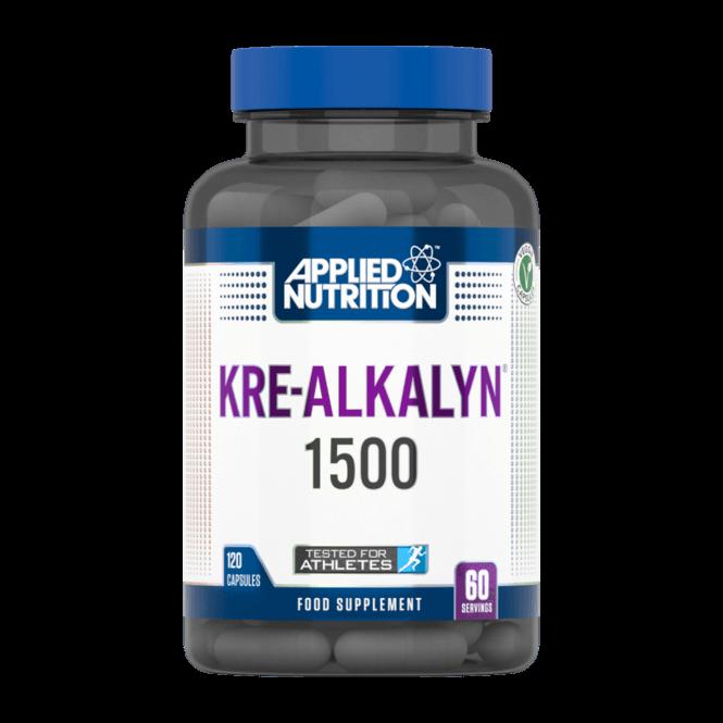 Applied Nutrition Kre-Alkalyn 1500 120 Caps