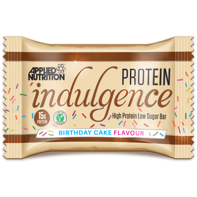 Applied Nutrition Protein Indulgence Bars 12x50g (SHORT DATED)