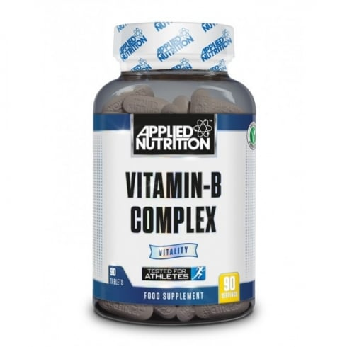 Applied Nutrition Vitamin B Complex 90 Tabs