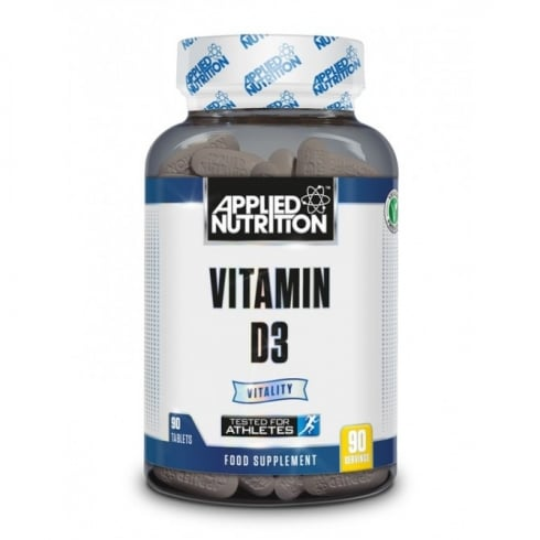 Applied Nutrition Vitamin D3 90 Tabs