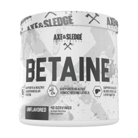 Betaine 40 Servings