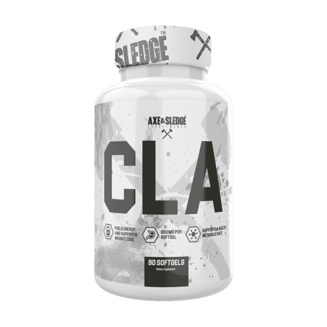 Axe & Sledge Supplements CLA 90 Softgels