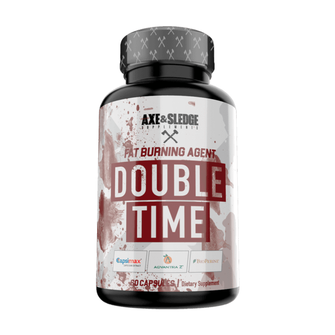Axe & Sledge Supplements Double Time 60 Caps