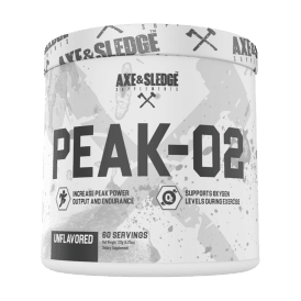 Peak-02 60 Servings