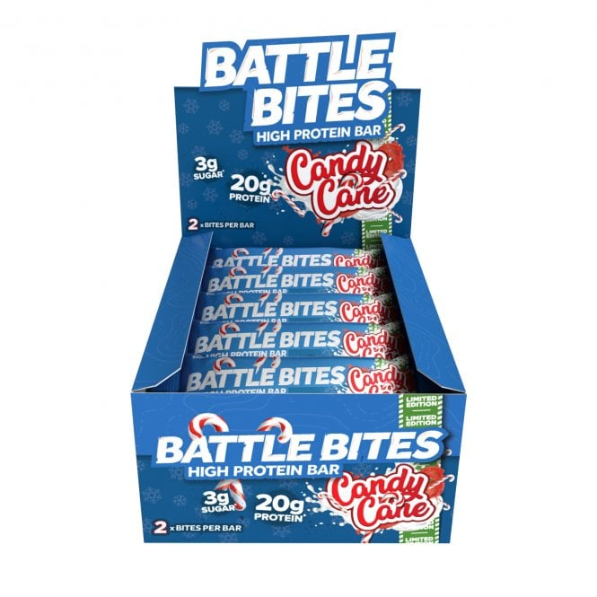 Battle Snacks Battle Bites 12 x 62g