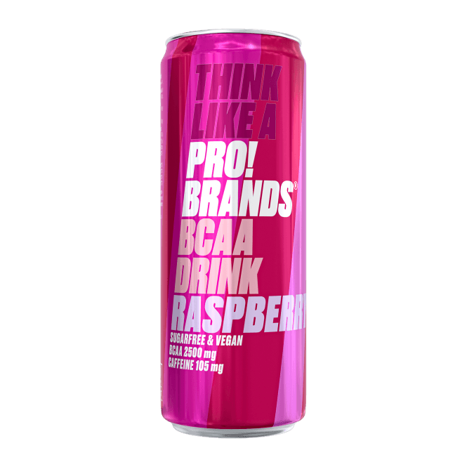 Pro!Brands BCAA Drink 1 x 330ml (SHORT DATED)